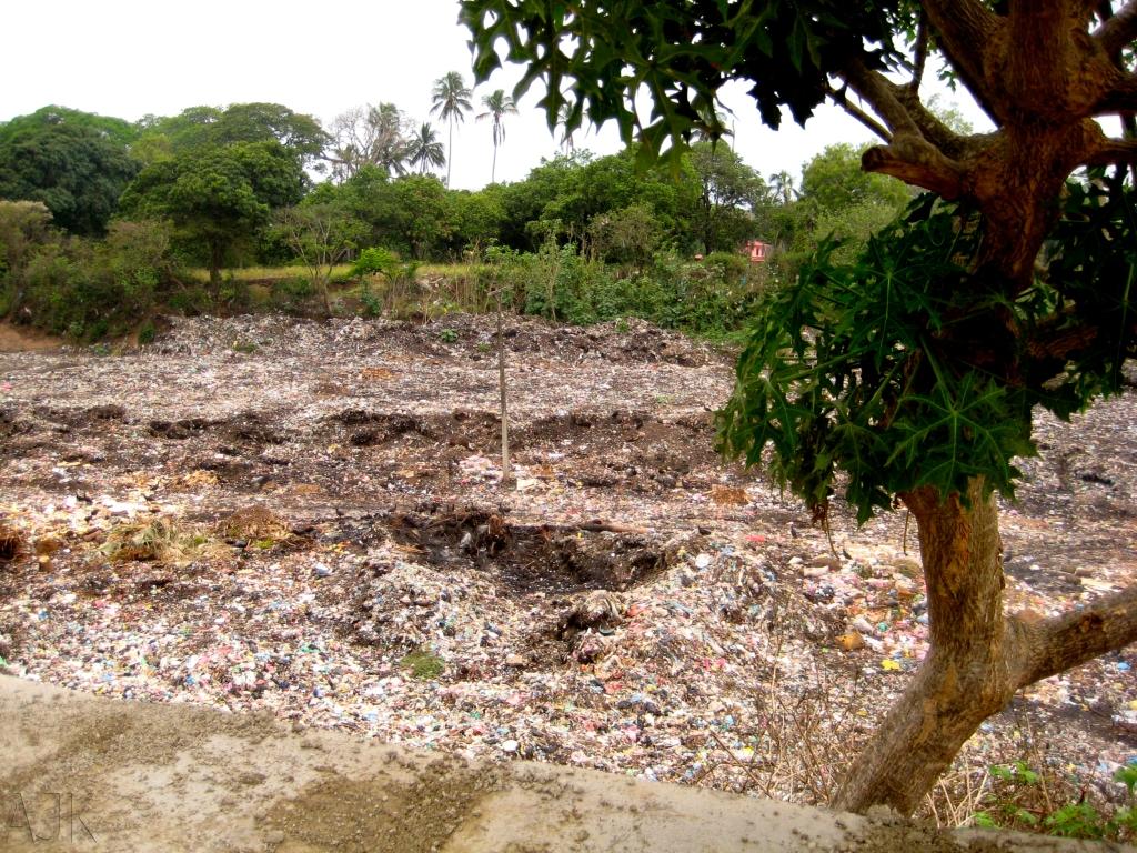 Nicaragua's trash